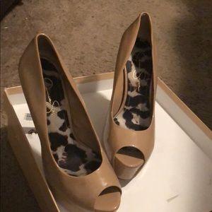 Jessica Simpson Platform Heels..